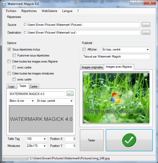 Watermark Magick 6.1 full