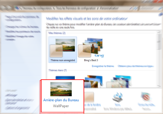 Tutoriel comment cr er un th me pour windows 7 ou for Ouvrir fenetre dos windows 7