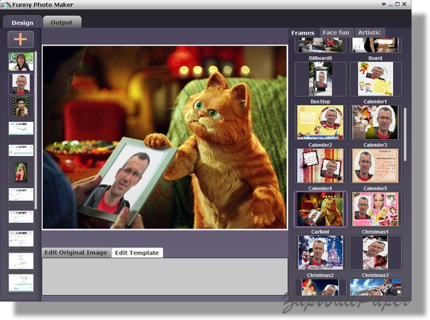 Funny Photo Maker, un logiciel gratuit de montages photos simple et ...